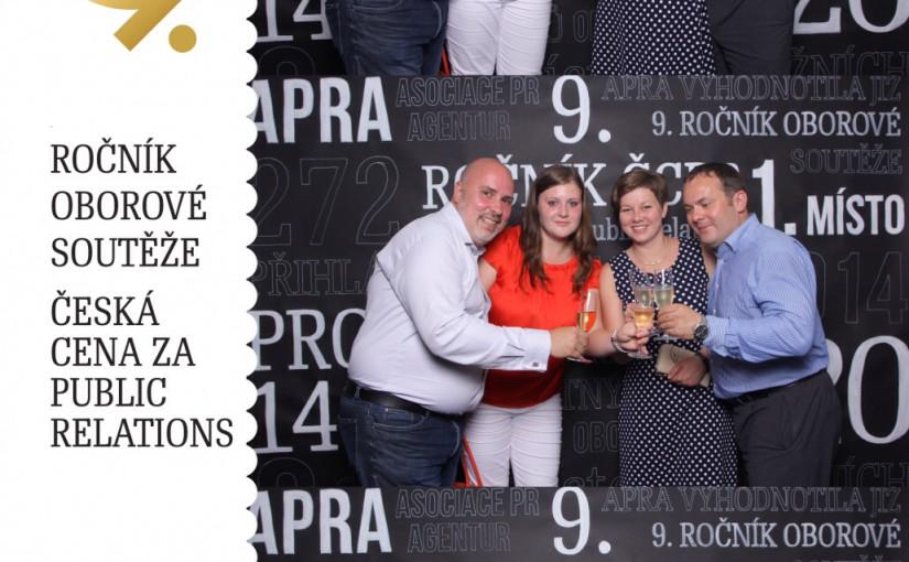 Výmoly.cz zabodovaly v soutěži Česká cena za Public Relations