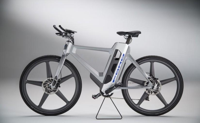Inteligentní kolo upozorní cyklistu na výmoly