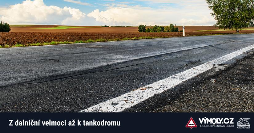 Dlážděný povrch a maximální rychlost 160 km/h. Historie českých dálnic je více než zajímavá